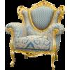 кресло рококо - Animali -