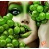 Зелёная девушка - Animals -