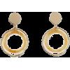 Деним - Earrings -