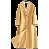 пальто желтое - Artikel -