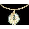 Золотая подвеска Дева - Other jewelry - $146.28  ~ 929,25kn