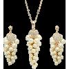 Комплект с жемчугом - Other jewelry -