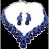 Комплект с сапфирами - Other jewelry -