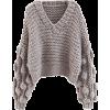 ... - Пуловер -