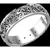 Серебряное кольцо Орнамент - Кольца - $19.66  ~ 16.89€