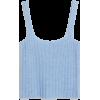 топ - Ärmellose shirts -