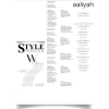 aaliyah template 001 - Tekstovi -
