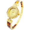 ベッコウラインバングルウォッチ/茶B2 - Watches - ¥3,990  ~ $35.45