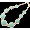 エスニックネックレス/ターコイズ - Necklaces - ¥11,760  ~ $104.49