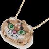 ネコ型キラキラバッグ - Clutch bags - ¥99,750  ~ $886.29