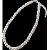 パールネックレス/グレー - Jewelry - ¥6,300  ~ $55.98