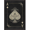 ace of spades in black and white - Ilustrationen -