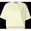 acne-studios-t-shirt-women-cylea-paleyel - Koszulki - krótkie -
