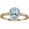 acquamarine - Rings -