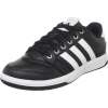 adidas Men's Oracle Stripes V Tennis Shoe Black/Running White/Metallic Silver - Sneakers - $35.98