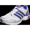 adidas Men's Supernova Sequence 4 M Running Shoe Running White/Black/Collegiate Royal - Sneakers - $110.00