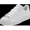 adidas Originals Men's Superstar ll Sneaker White/White/White - Sneakers - $24.00