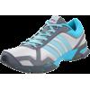 adidas Women's Marathon 10 W Running Shoe Light Onix/Crystal/Intense Blue - Scarpe da ginnastica - $60.29  ~ 51.78€