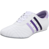 adidas Women's Response Trail 18 Running Shoe White/Eggplant/Ultra Lilac Metallic - Sneakers - $58.88