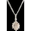 ドブロブニクのボタン ペンダントヘッド(シルバー) 小 - Necklaces - ¥3,200  ~ $28.43