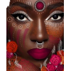 african lady - Uncategorized -