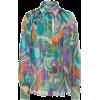 alberta ferretti - Long sleeves shirts -