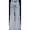 alessandra rich - 牛仔裤 -