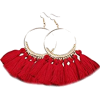 amazon  Ethnic Bohemia Drop Dangle Long - Earrings - £0.99  ~ $1.30