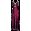 Beaded Satin Formal Gown - Vestidos - $121.99  ~ 104.78€