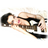 Woman With Guitar - People -