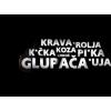 Krvava Rolja - 插图用文字 -
