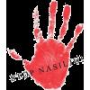 stop nasilju - 插图用文字 -