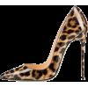 animal print - Классическая обувь -