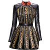 animal print dress - sukienki -