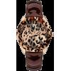 animal print watch - Watches -