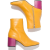 ankle boots boots - Buty wysokie -