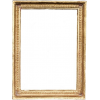 antique golden frame - Frames -