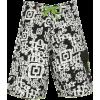 arrow - black - Shorts -