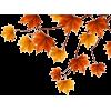 autumn leaves - Ilustracije -