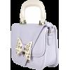 Bag Purple - Clutch bags -