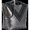 Bag - Torby z klamrą -