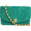 Clutch bags Green - Clutch bags -