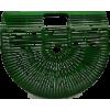 bamboo bag - Hand bag -