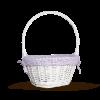 Basket White - Items -
