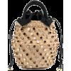 basket bag - ハンドバッグ -