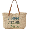 beach bag I need vitamine sea - Torby podróżne -