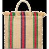 beach bag striped - Carteras -