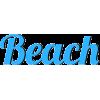 beach text - Texts -