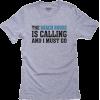 beach t shirt - T-shirt -