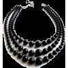 beaded necklace - Ogrlice -